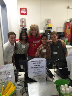 Dryden Elementary World of Work Day 2015