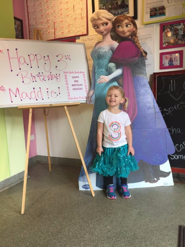Maddie's 3rd Birthday Party!