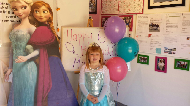 Madison's 6th Birthday!