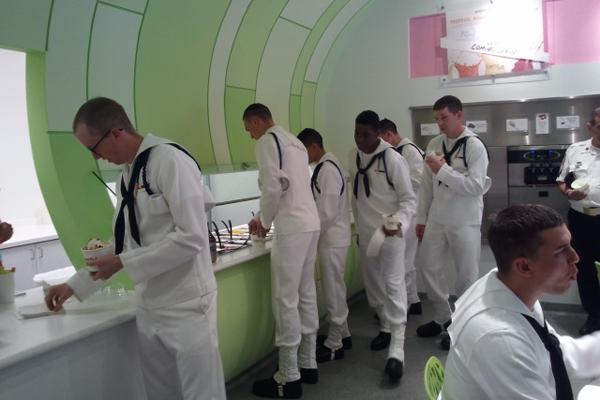 U.S. Navy Appreciation Night