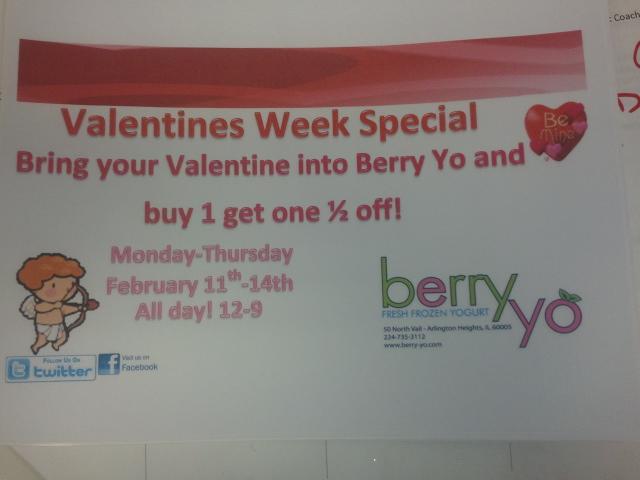 Valentine's Week Special